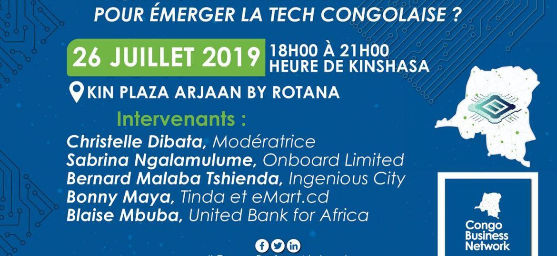 Talent2Africa s'associe à Congo Business Network pour l'événement sur l'écosystème numérique congolais