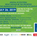 Talent2Africa partners with Congo Business Network for an event on the Congolese digital ecosystem