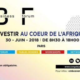 Le cœur de l'Afrique a désormais est à l'honneur au Congo Business Forum !