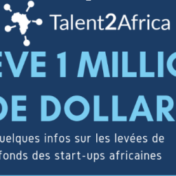 Talent2Africa lève 1 millions de dollars