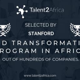 Entrepreneuriat en Afrique, Talent2Africa sélectionné par Stanford